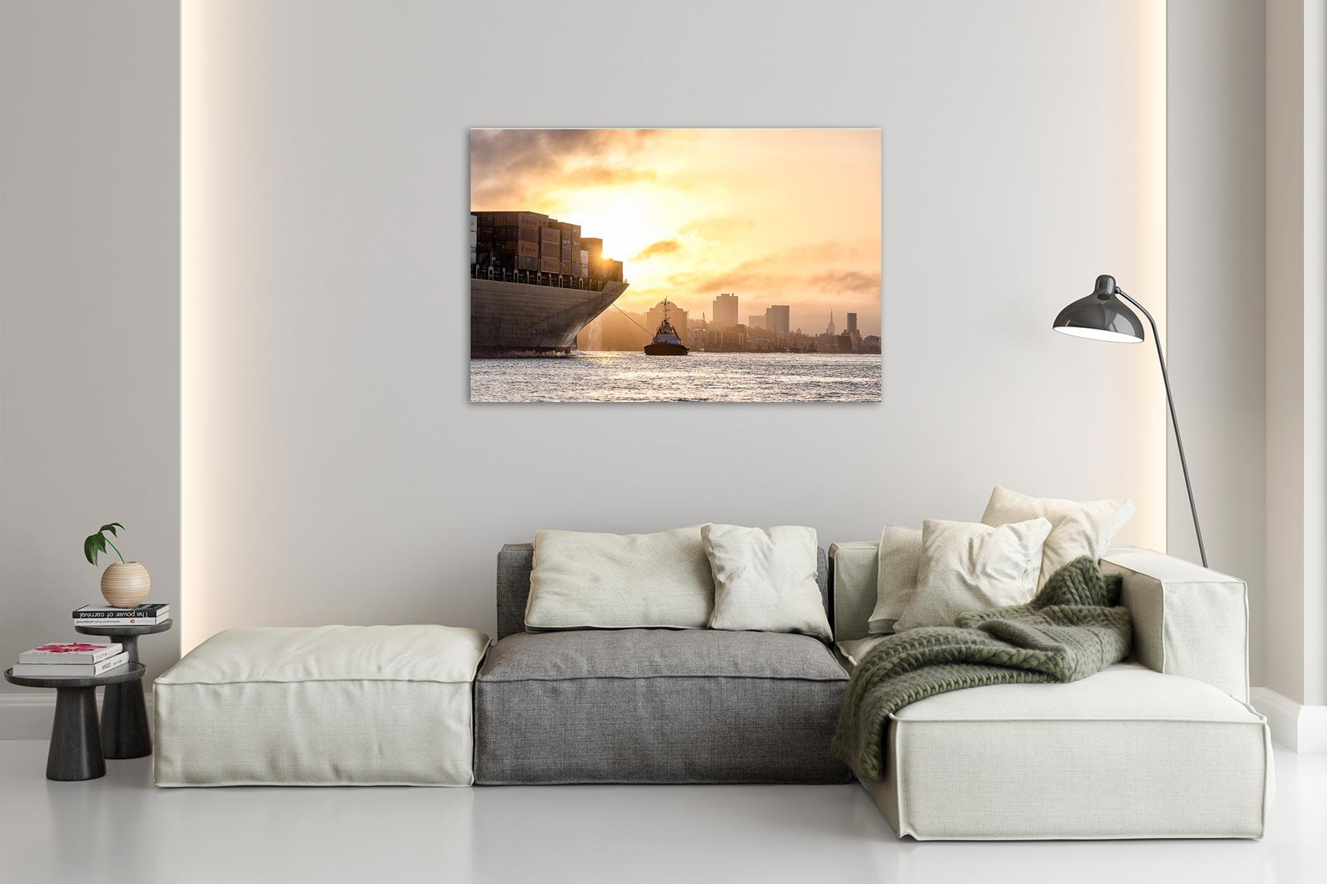 LCW235-fruehschicht-hamburg-wandbild-bild-auf-leinwand-acrylglas-aludibond-wohnzimmer