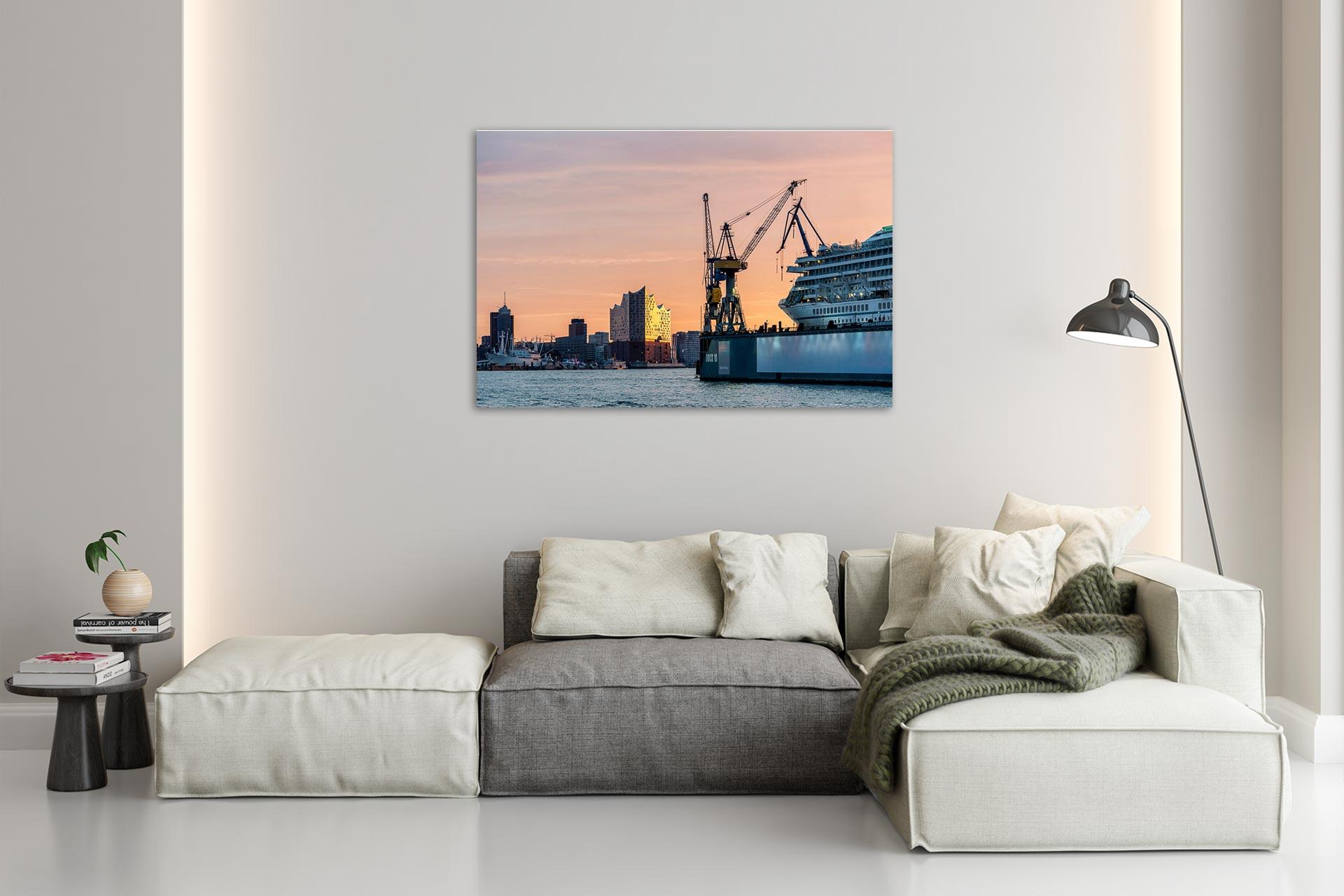 LCW256-dock-11i-hamburg-wandbild-bild-auf-leinwand-acrylglas-aludibond-wohnzimmer