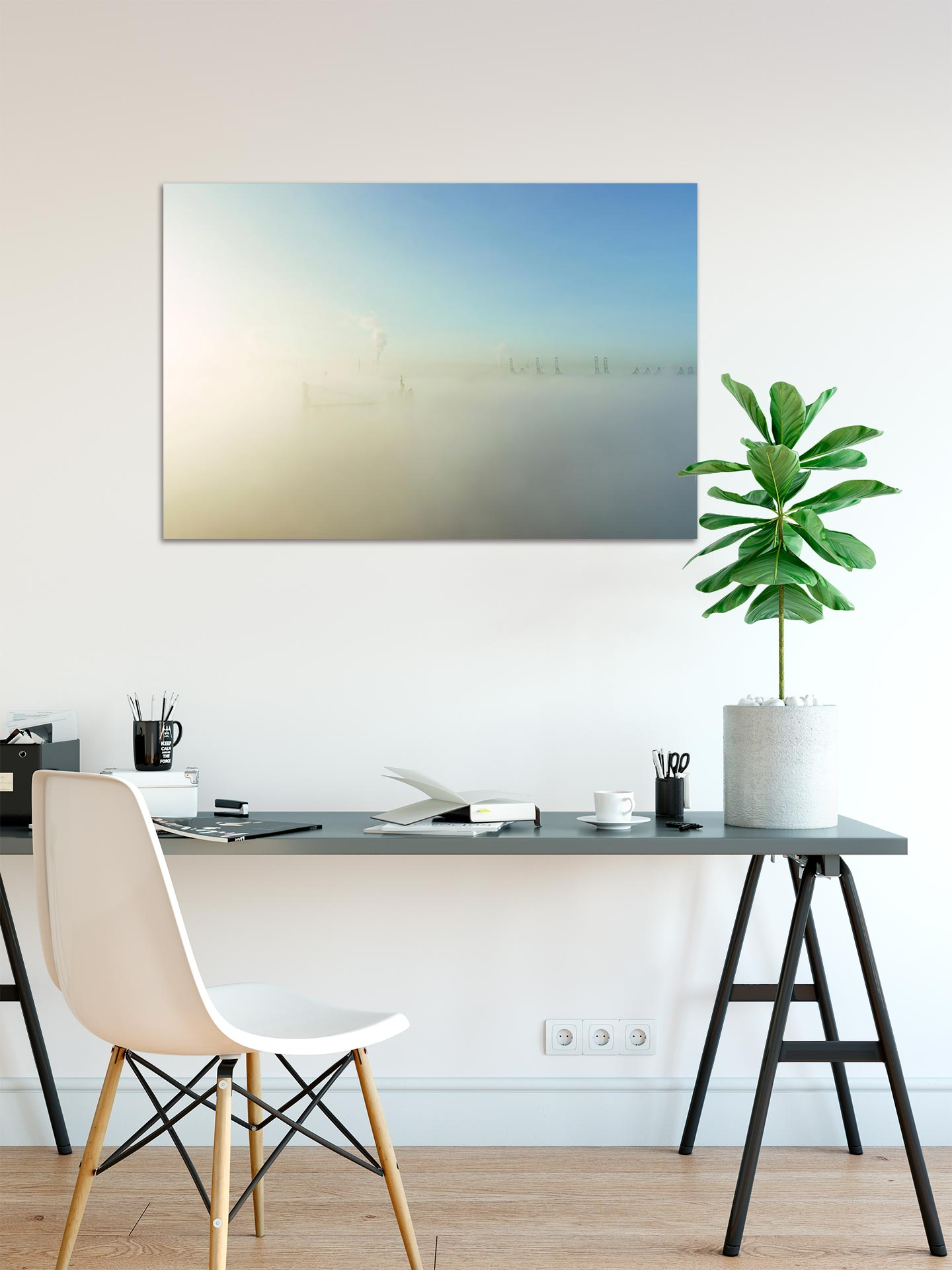 LCW260-nebelgiraffen-hamburg-wandbild-bild-auf-leinwand-acrylglas-aludibond-arbeitszimmer