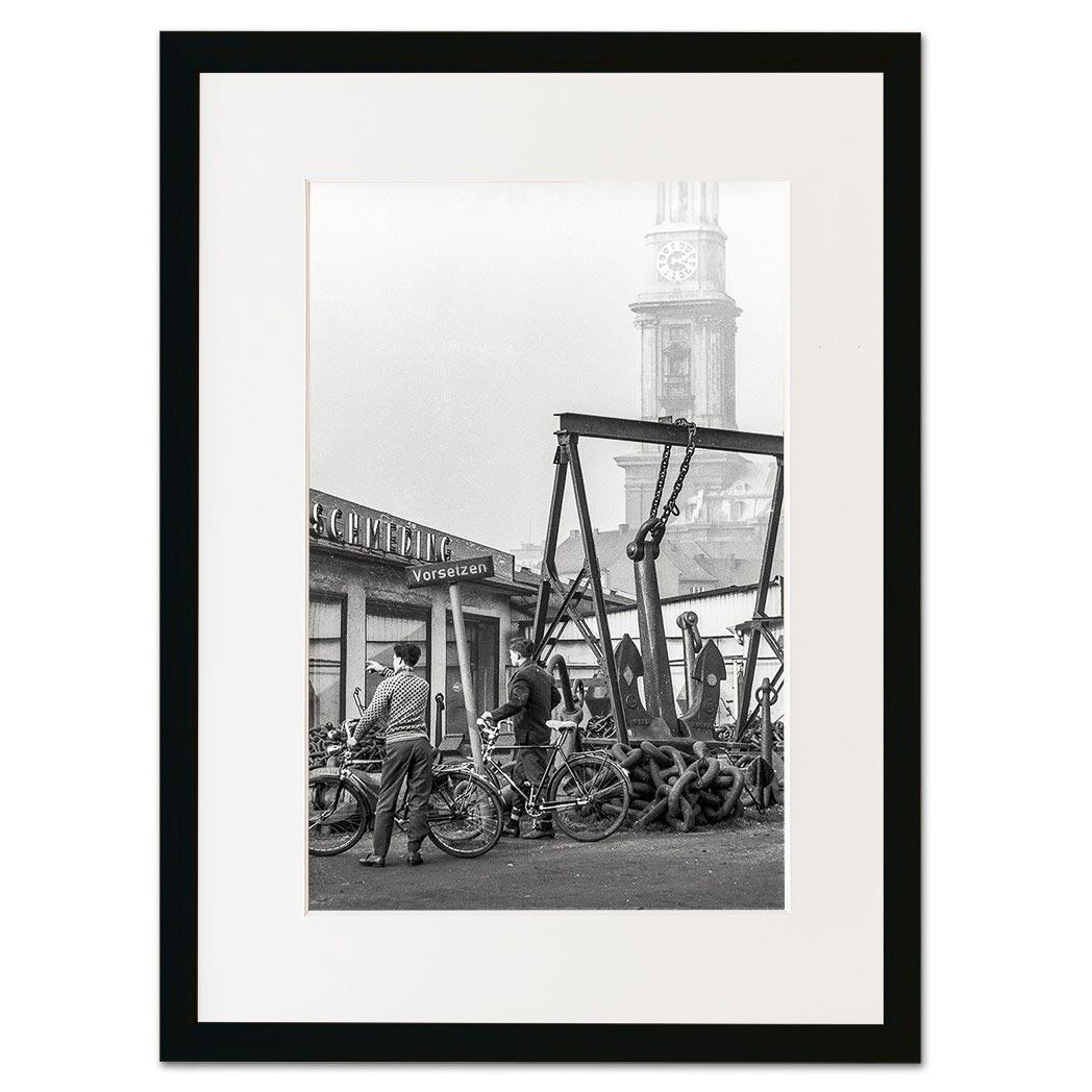 JH-10-08-a1-john-holler-hamburg-historisch-wandbild-gerahmt-leinwand-schwarz