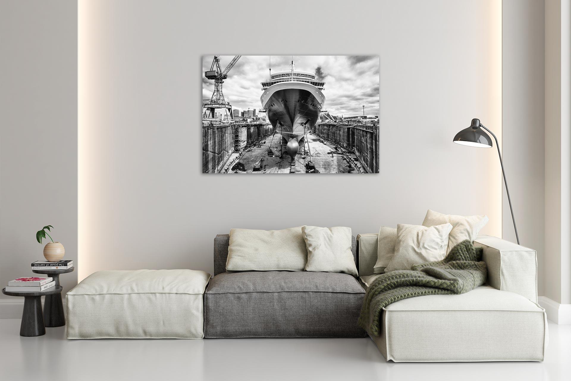 JS004-queen-elisabeth-wandbild-bild-auf-leinwand-acrylglas-aludibond-wohnzimmer