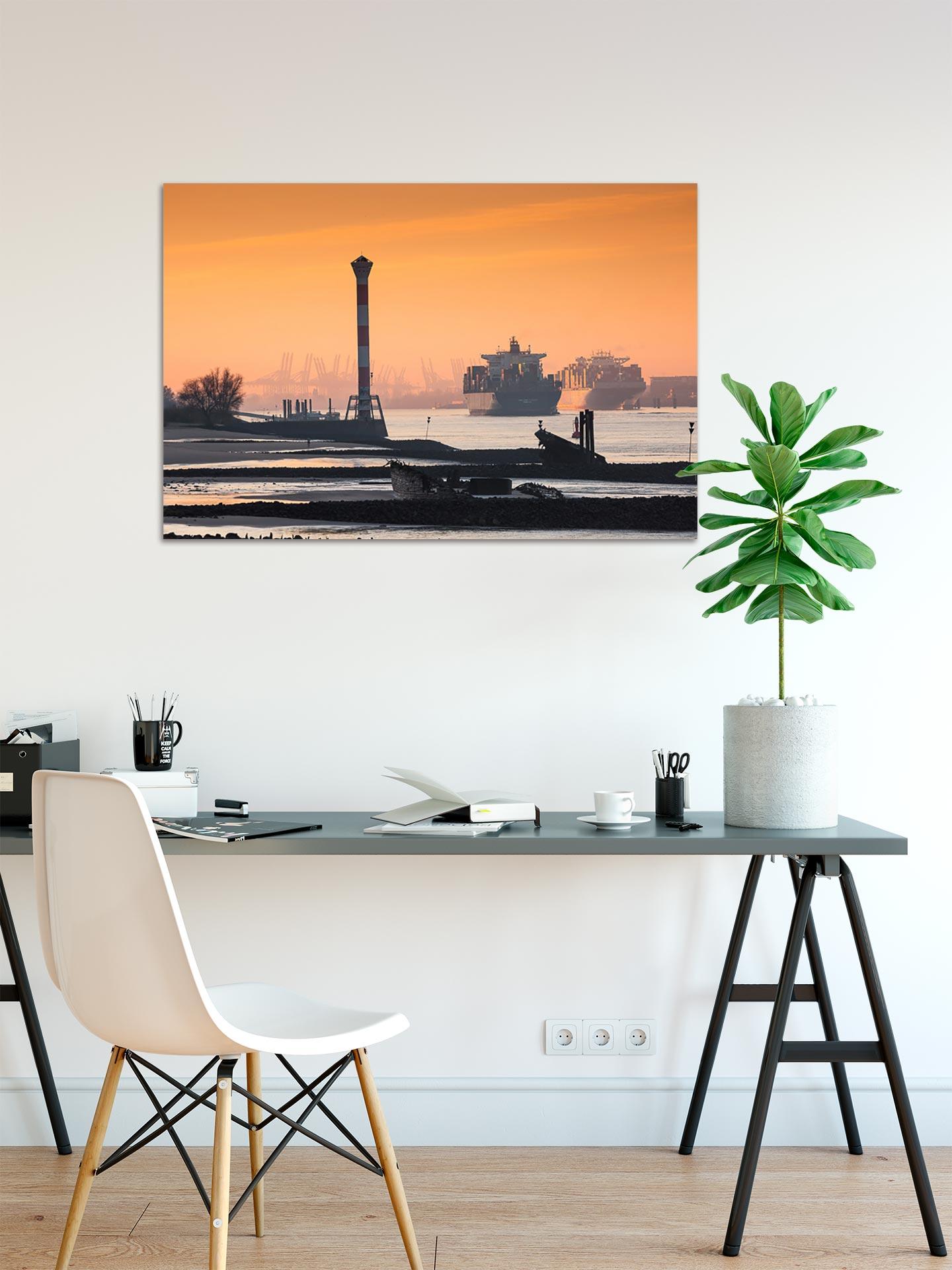 JS063-sonnenaufgang-wandbild-bild-auf-leinwand-acrylglas-aludibond-arbeitszimmer