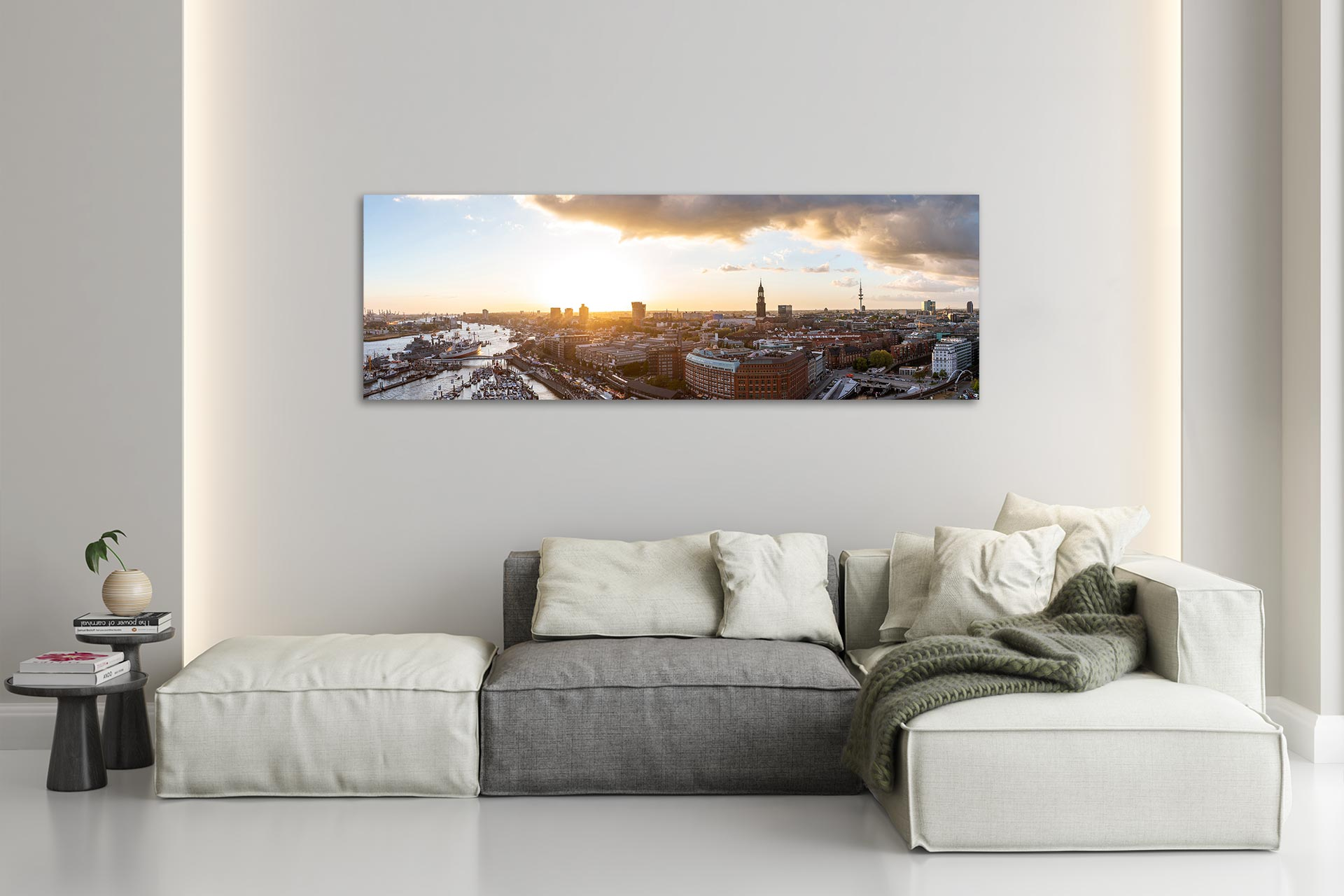 JS306-panorama-hafen-wandbild-auf-leinwand-acrylglas-aludibond-wohnzimmer