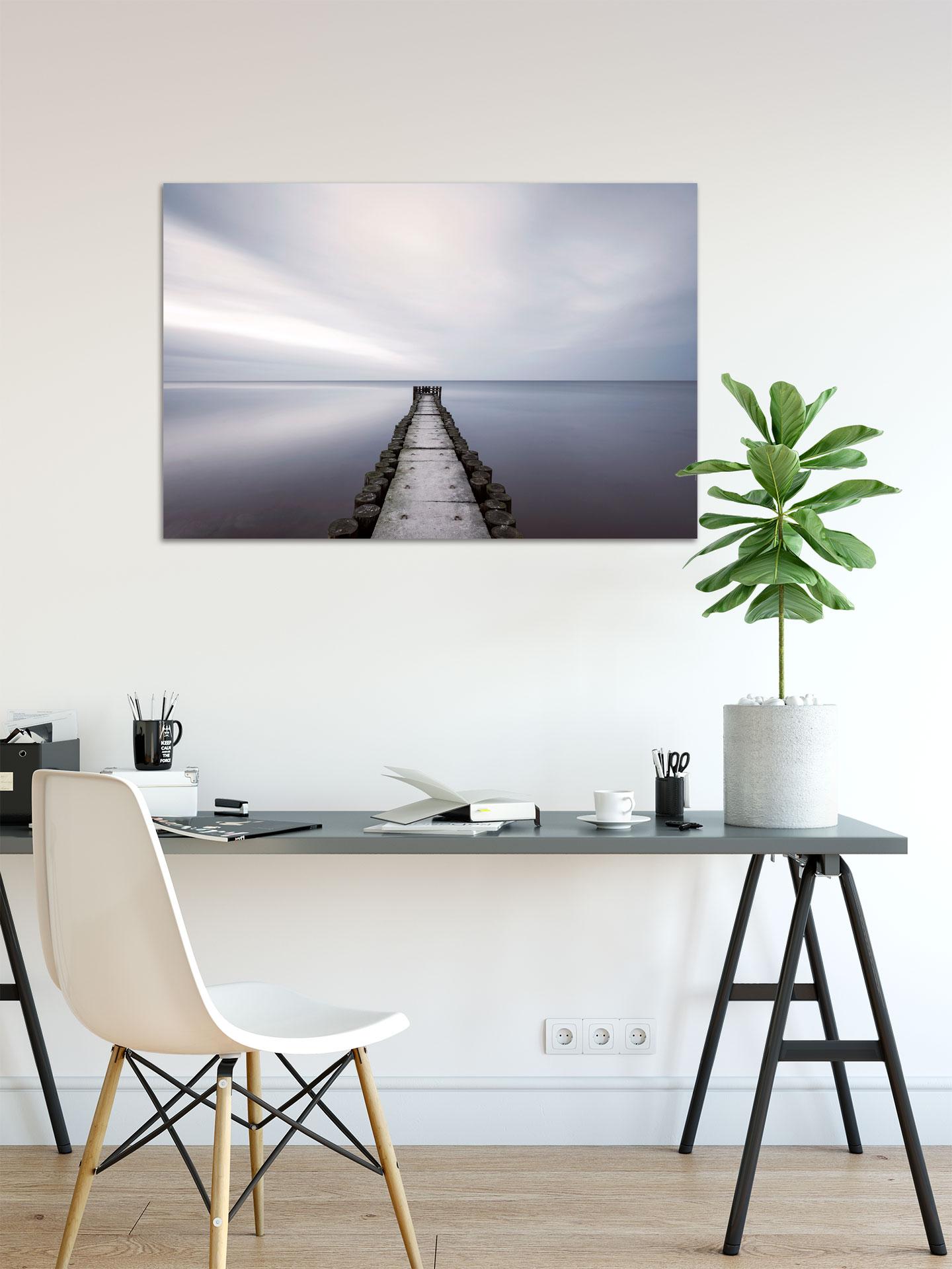 LCW494-stille-ostsee-wandbild-bild-auf-leinwand-acrylglas-aludibond-arbeitszimmer
