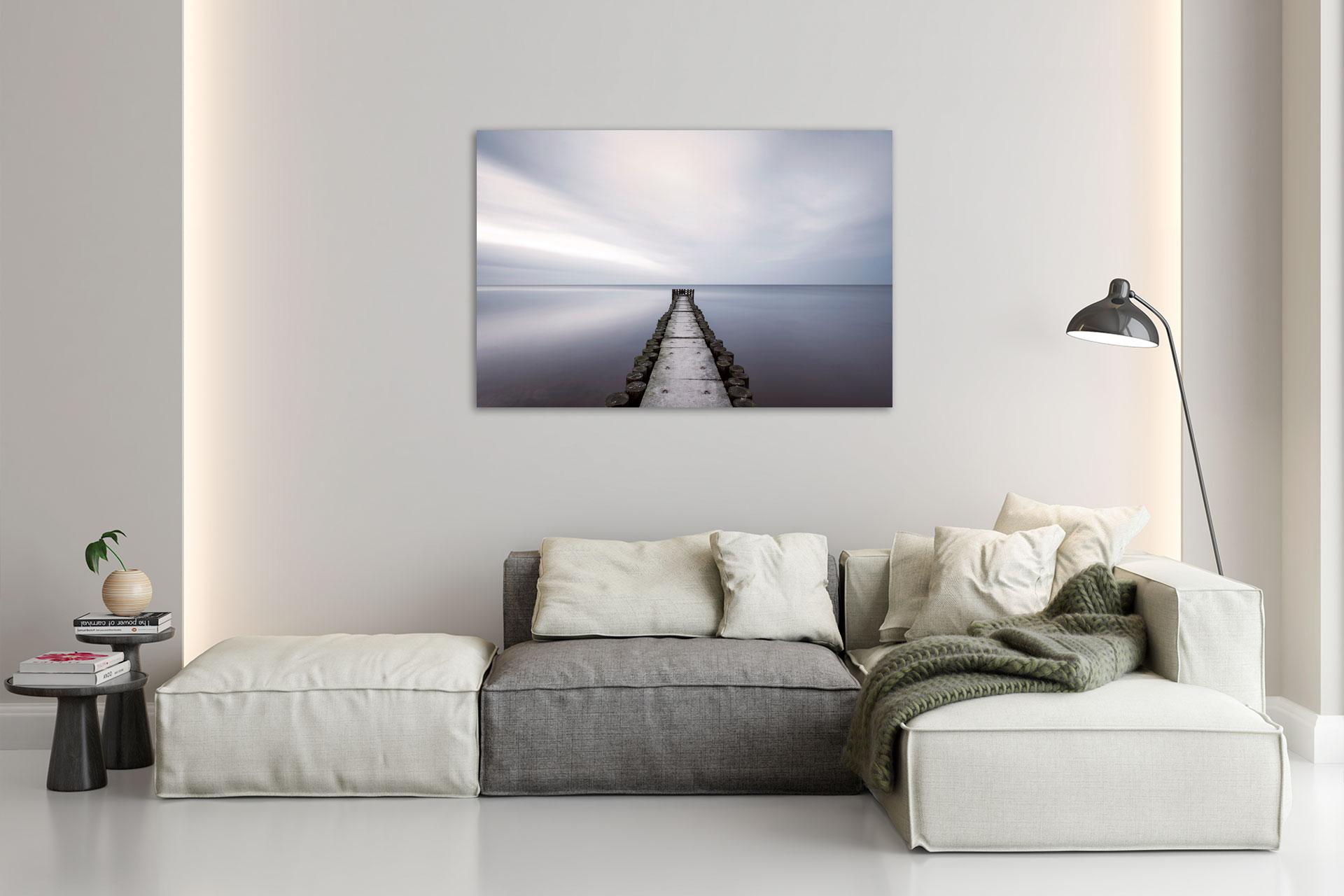LCW494-stille-ostsee-wandbild-bild-auf-leinwand-acrylglas-aludibond-wohnzimmer