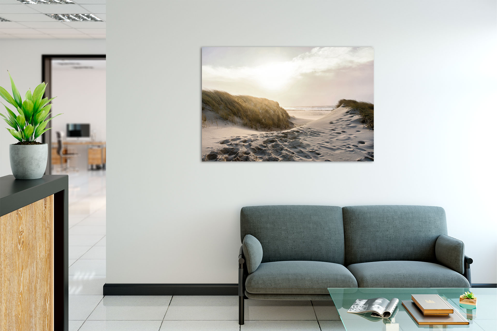 LCw500-sylt-duene-wandbild-bild-auf-leinwand-acrylglas-aludibond-empfang