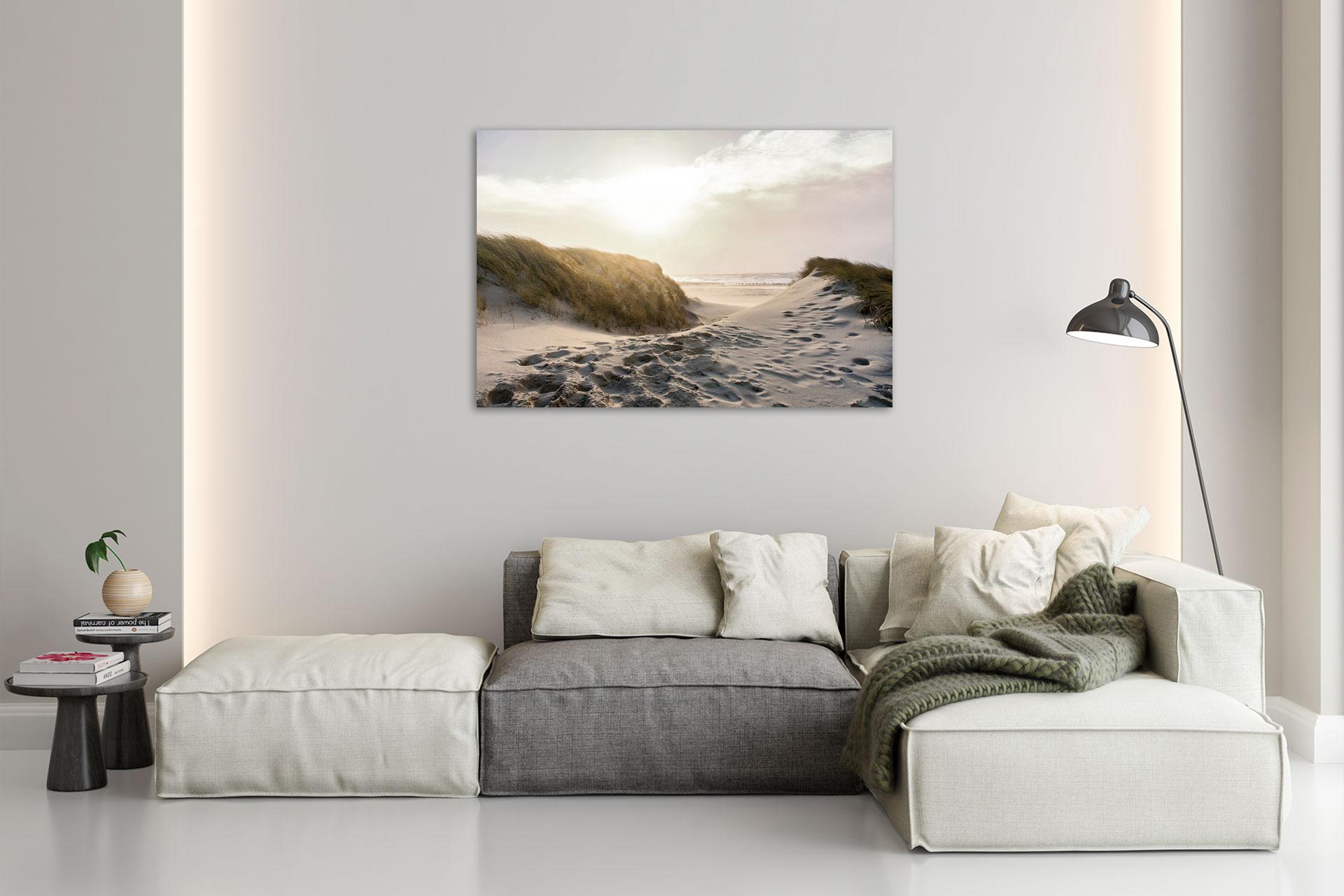 LCw500-sylt-duene-wandbild-bild-auf-leinwand-acrylglas-aludibond-wohnzimmer