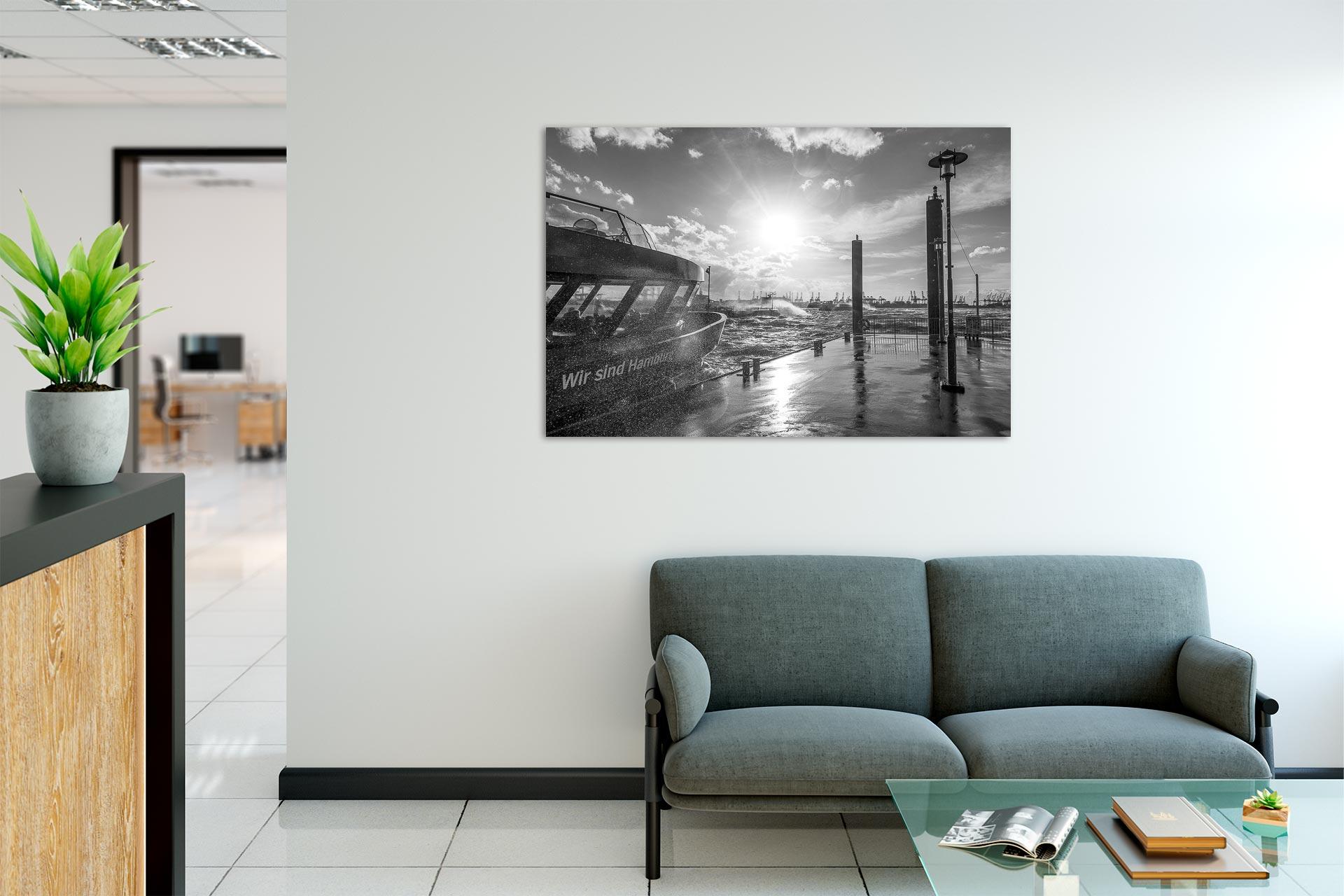 LSW092-wir-sind-hamburg-wandbild-auf-leinwand-acrylglas-aludibond-empfang