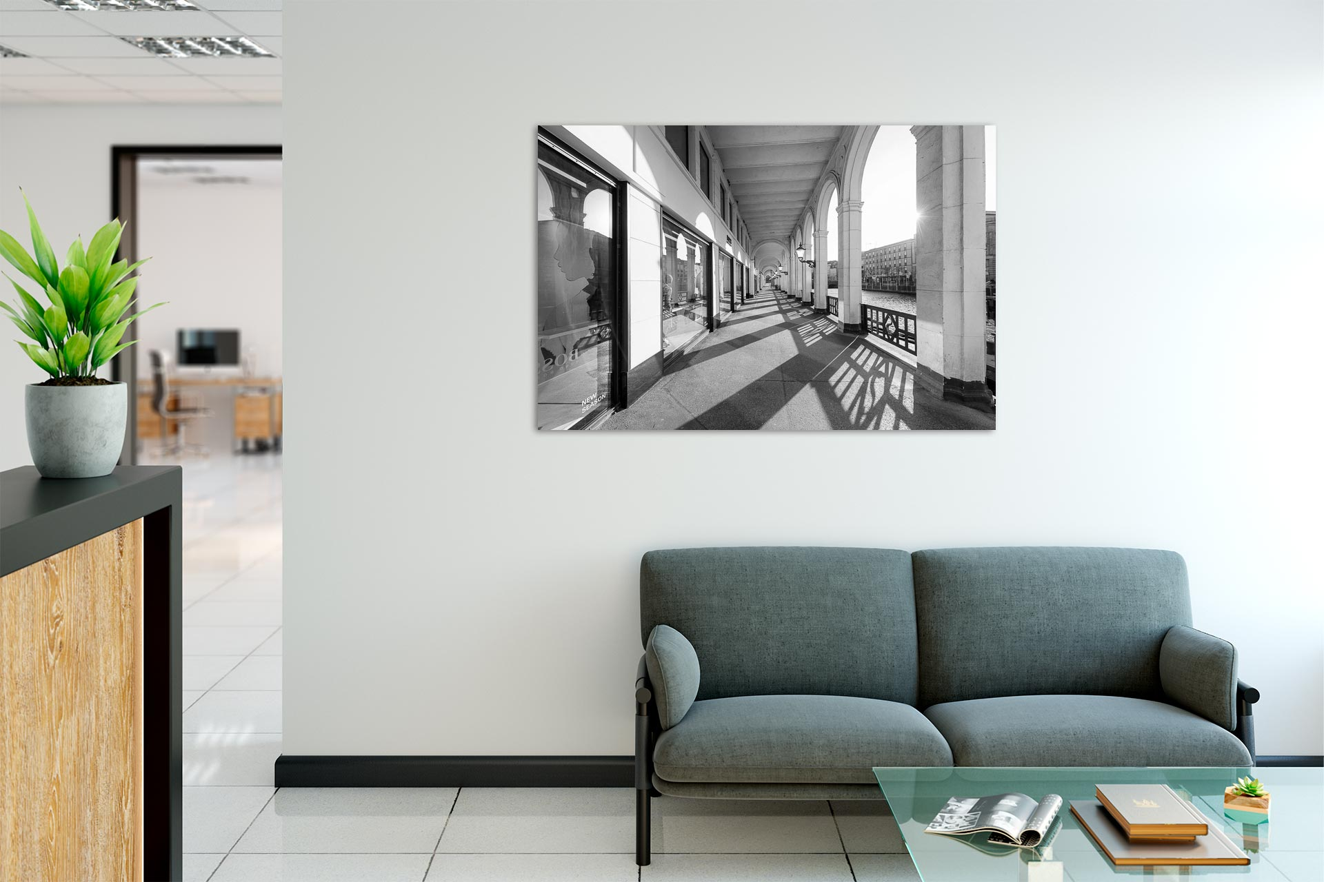 LSW105-alsterarkaden-wandbild-auf-leinwand-acrylglas-aludibond-empfang
