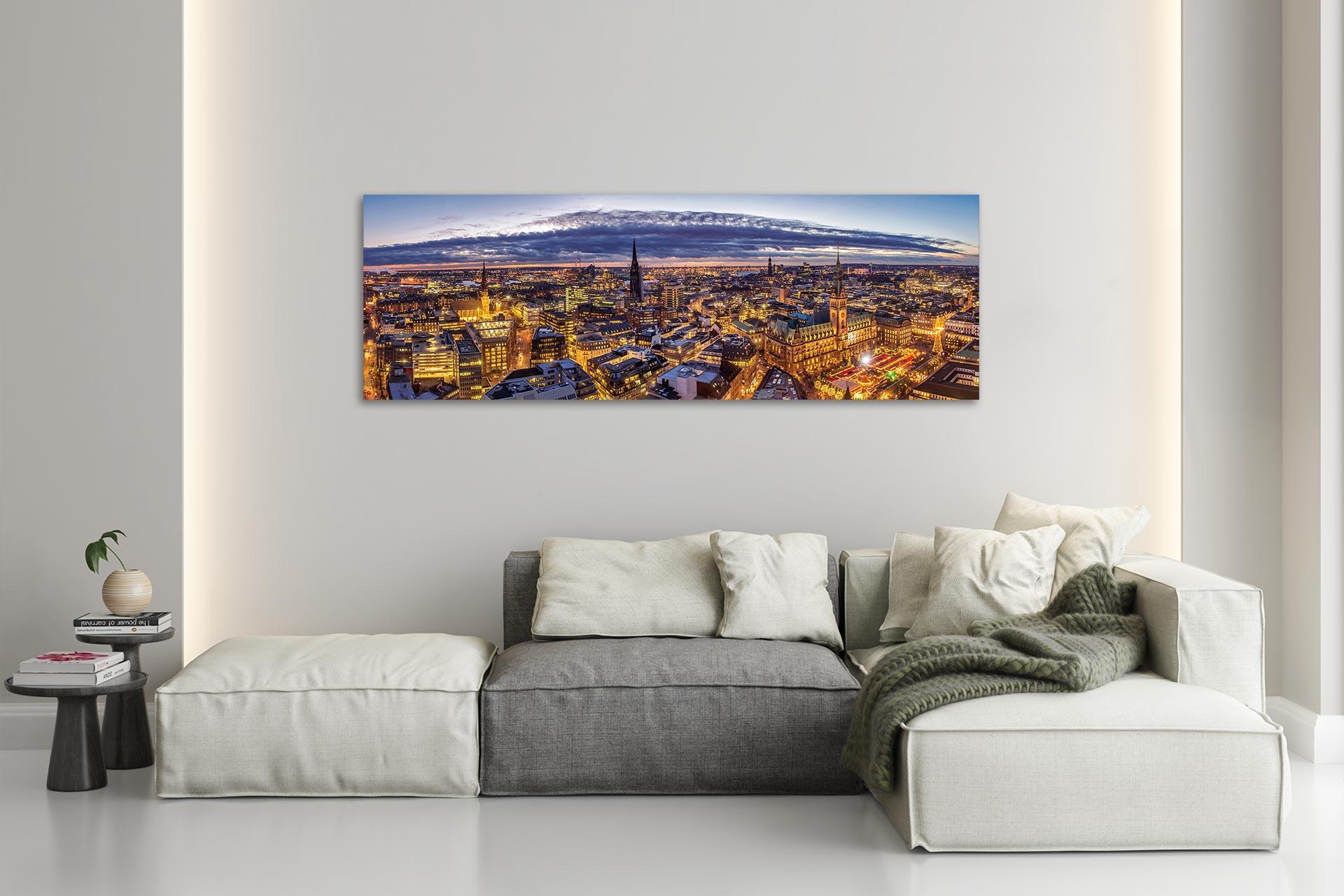 PSW023-panorama-hamburg-wandbild-leinwand-acrylglas-aludibond-wohnzimmer
