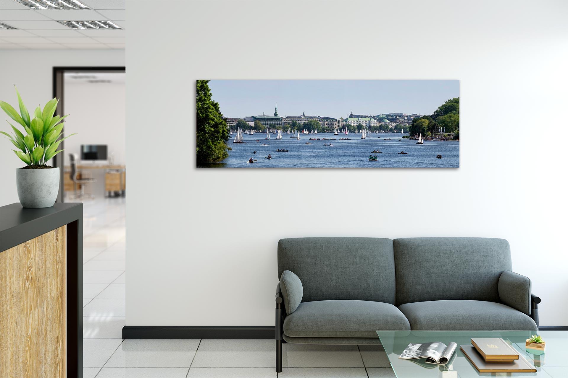 PSW027-panorama-alster-segeln-leinwand-acrylglas-aludibond-empfang