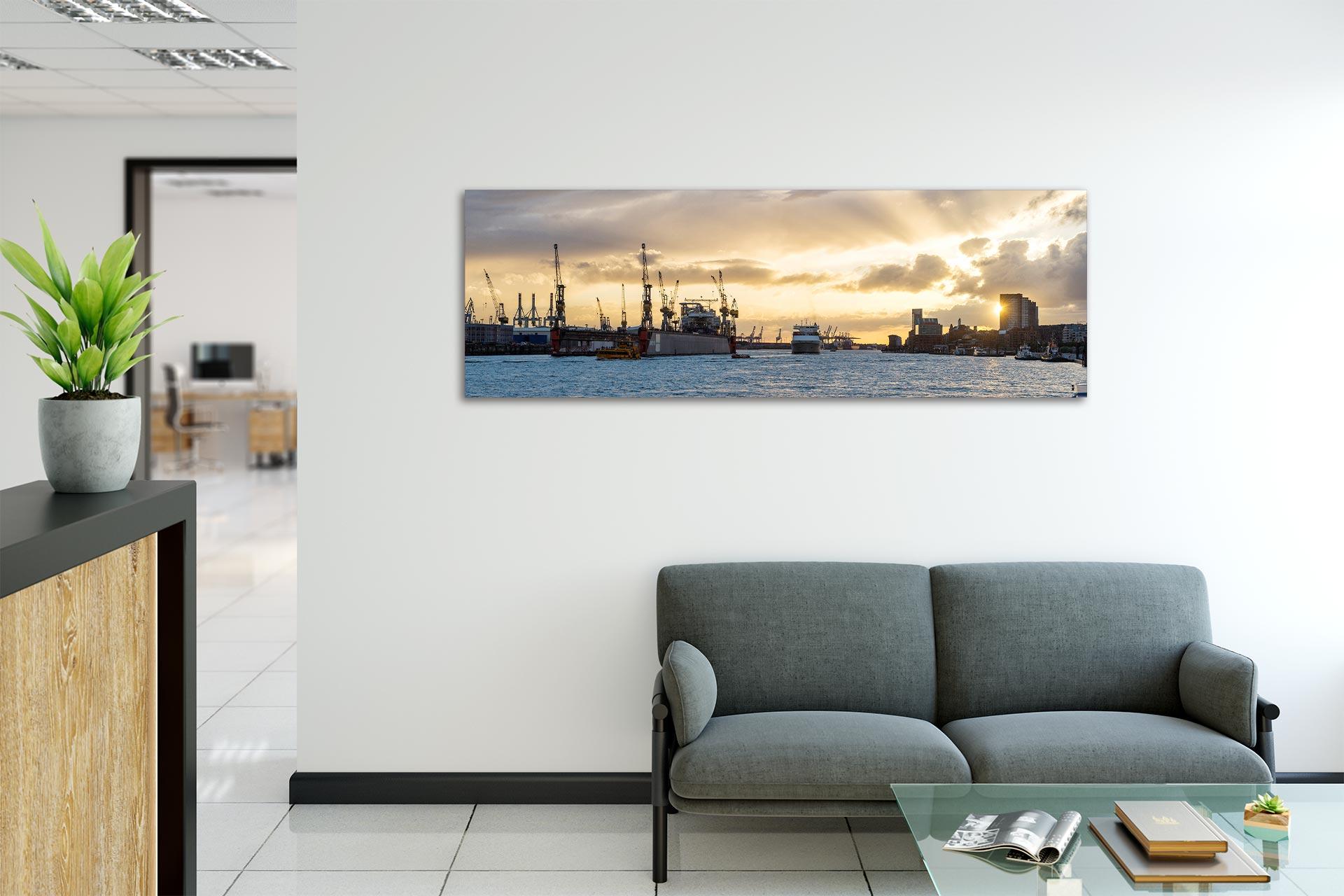 PSW045-panorama-hamburg-hafen-leinwand-acrylglas-aludibond-empfang