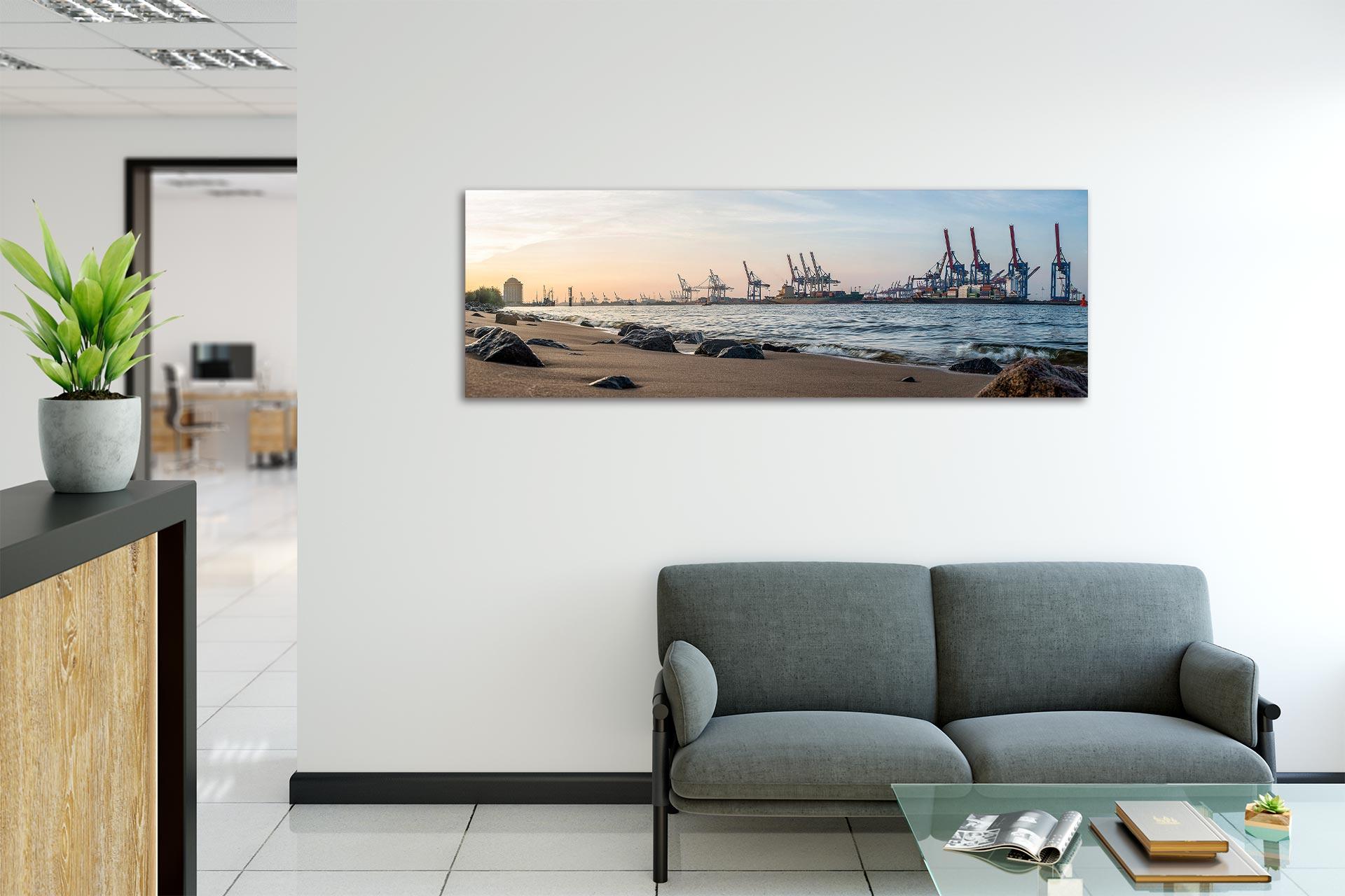 PSW046-panorama-elbstrand-hafen-leinwand-acrylglas-aludibond-empfang
