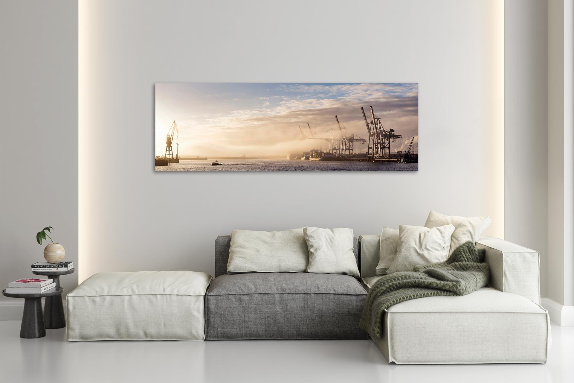 PSW101-panorama-hafen-leinwand-acrylglas-aludibond-wohnzimmer