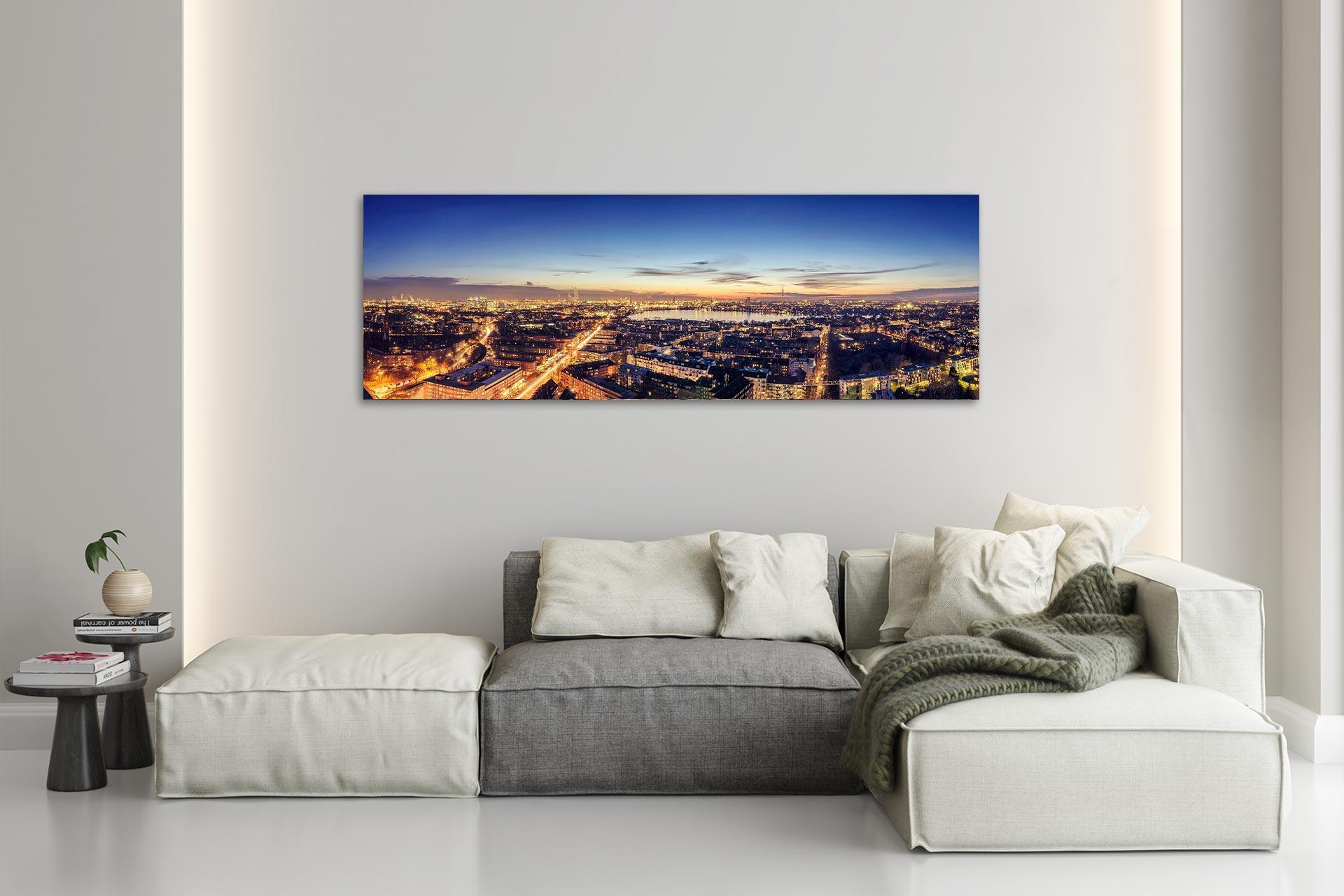 TG312-skyline-hamburg-wandbild-auf-leinwand-acrylglas-aludibond-wohnzimmer