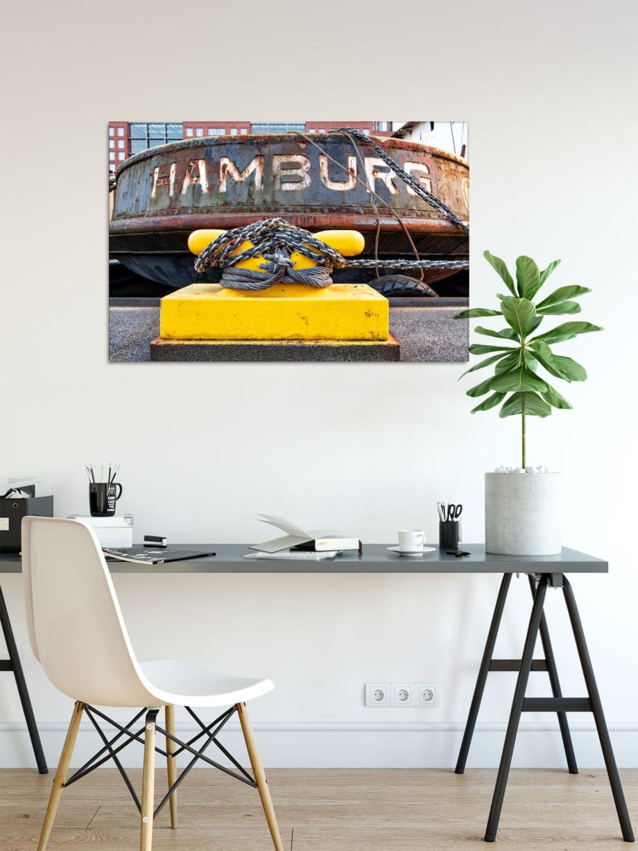 NL080-klampe-hamburg-wandbild-bild-auf-leinwand-acrylglas-aludibond-arbeitszimmer