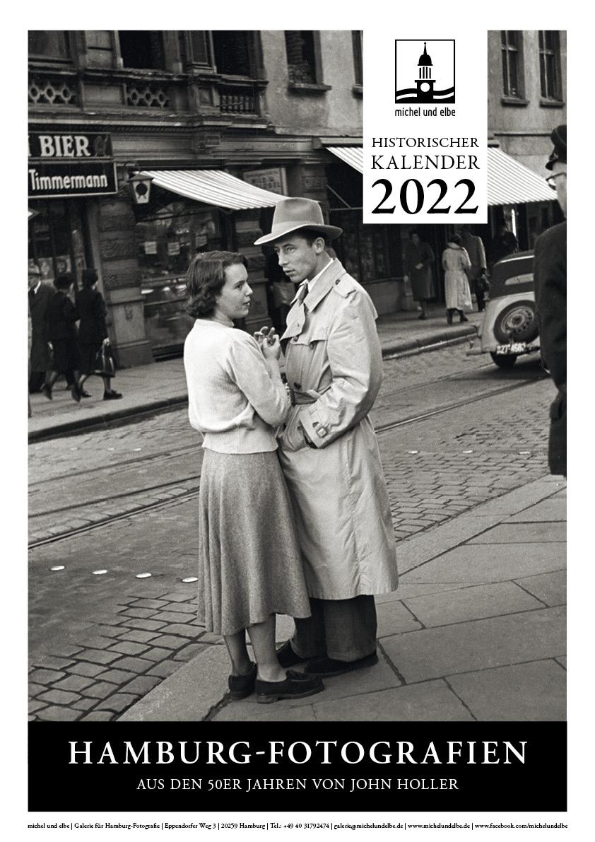 Hamburg-Kalender-SW-Historisch-2022