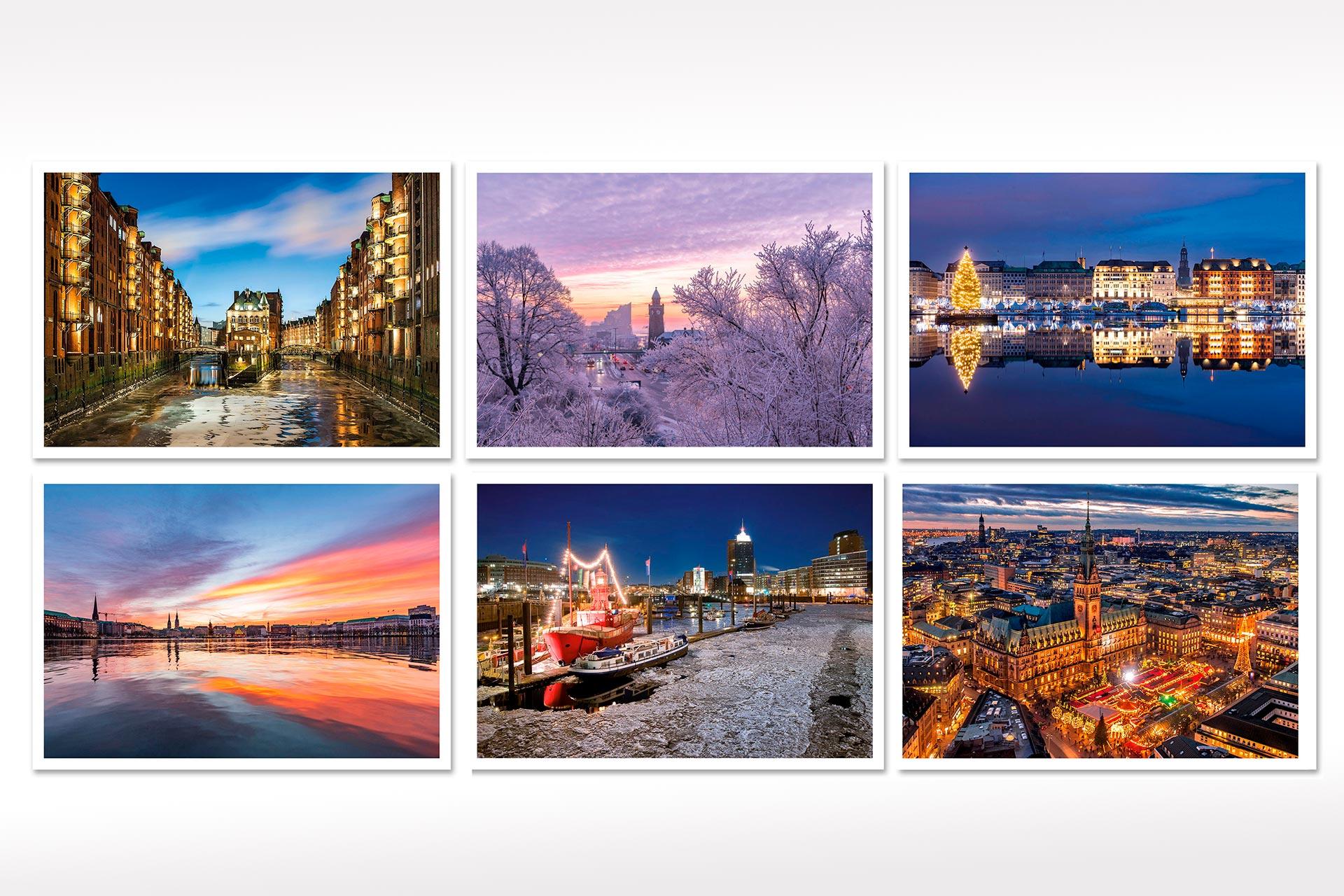 PKWW-postkarten-postkartenset-xxl-hamburg-michel-und-elbe